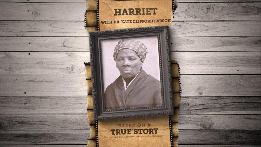 The true story of Harriet Tubman