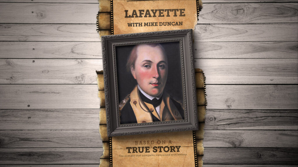 The true story of Lafayette